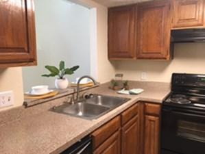 Kitchen at Listing #135774