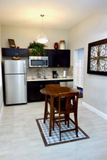 Dining/Kitchen at Listing #138049