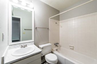 Bathroom at Listing #150627