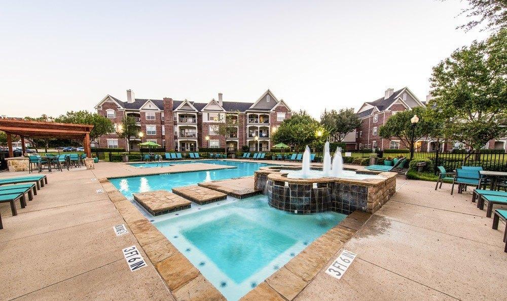 Pool at Listing #138003