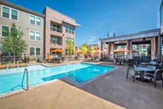 Pool at Listing #226665