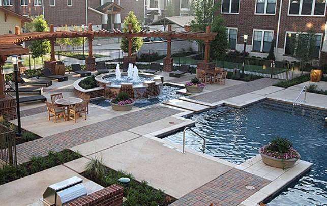 Pool at Listing #150488
