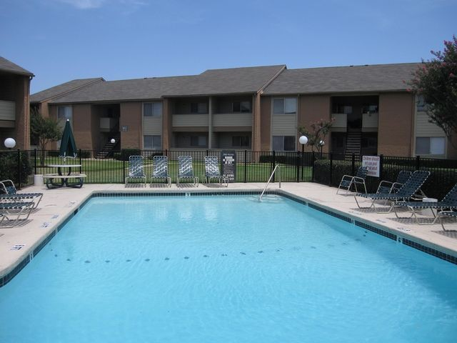 Pool at Listing #136986