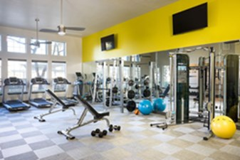 Fitness Center at Listing #140670