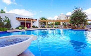 Pool at Listing #227360