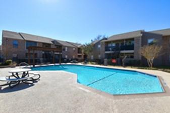 Pool at Listing #139504