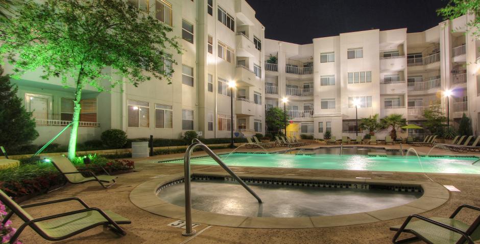 Pool at Listing #144763