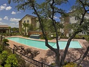 Pool at Listing #146124