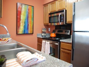 Kitchen at Listing #136210