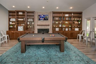 Gameroom at Listing #141284