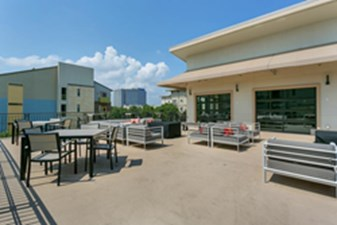 Rooftop Deck at Listing #144889
