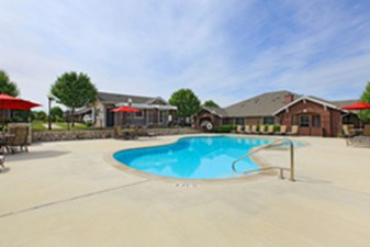 Pool at Listing #146260