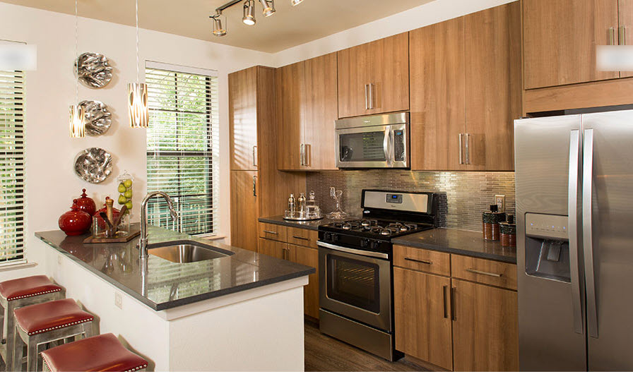 Kitchen at Listing #276675