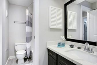 Bathroom at Listing #138419