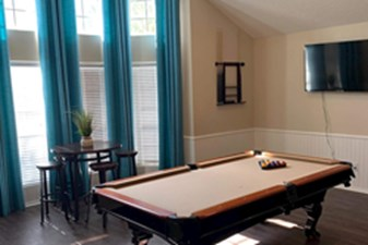 Gameroom at Listing #140004