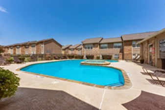 Pool at Listing #137952