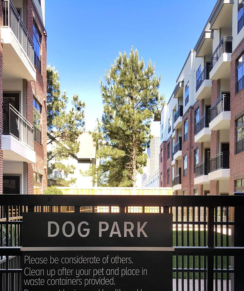 Dog Park at Listing #277778