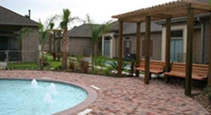 Pool at Listing #144566