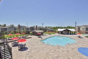 Pool at Listing #138755