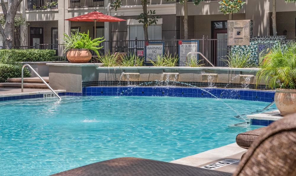 Pool at Listing #139092