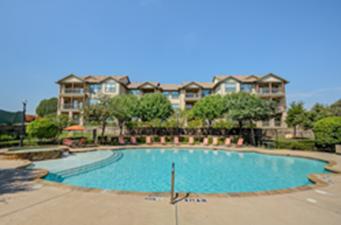 Pool at Listing #144960