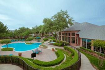 Pool at Listing #137590