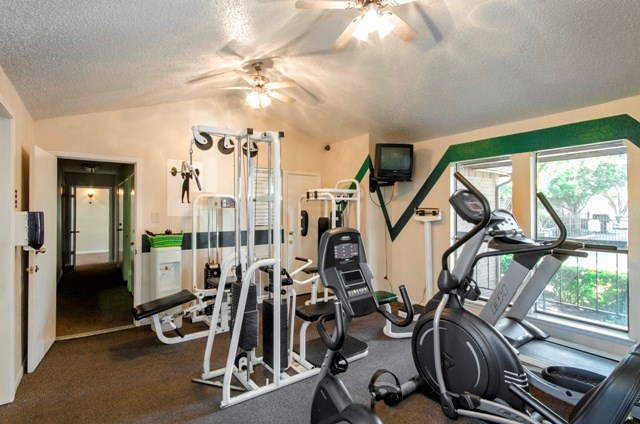 Fitness at Listing #135867