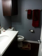Bathroom at Listing #211387