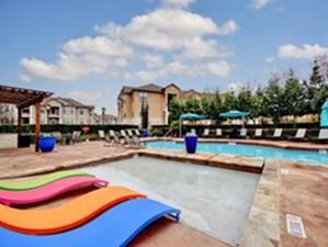 Pool at Listing #145100
