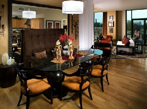 Dining Area at Listing #146631