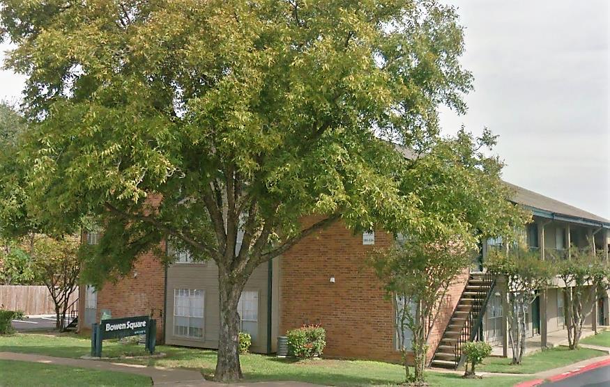 Bowen Square Apartments Arlington TX