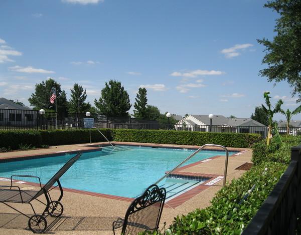 Pool at Listing #137958