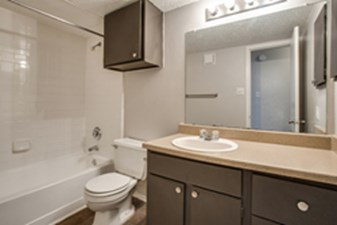 Bathroom at Listing #136117