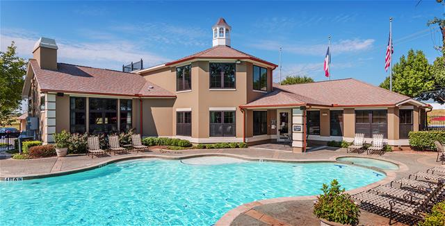 Pool at Listing #137668