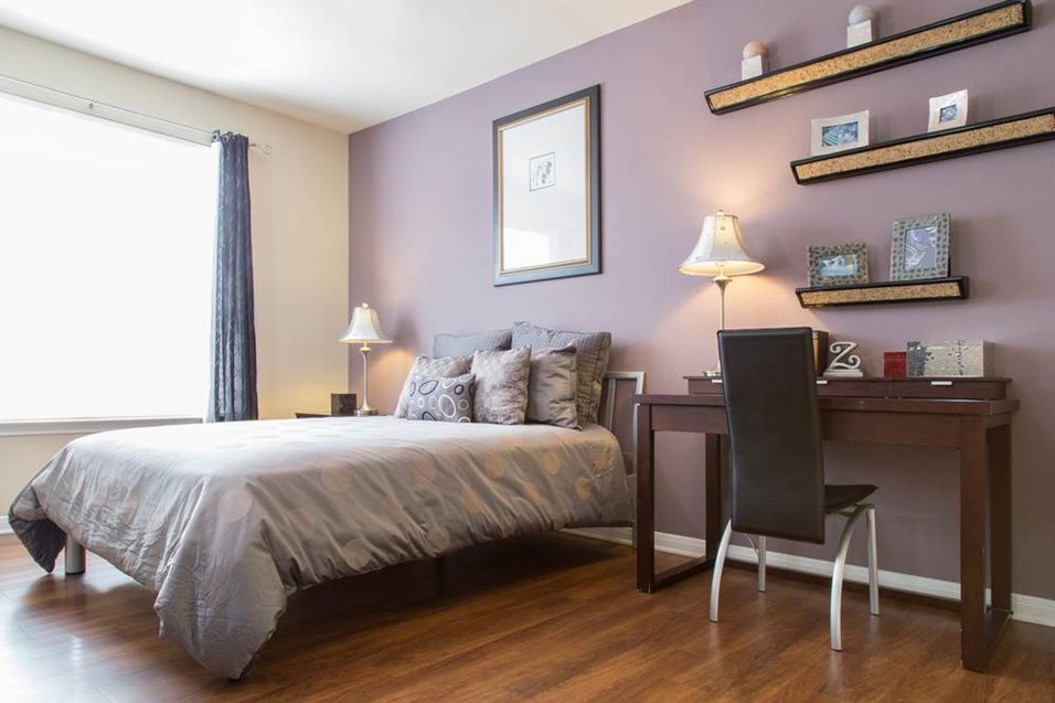 Bedroom at Listing #140164