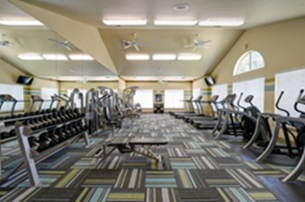 Fitness Center at Listing #137685