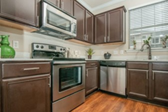 Kitchen at Listing #140694