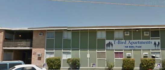 Thunderbird Apartments San Antonio TX