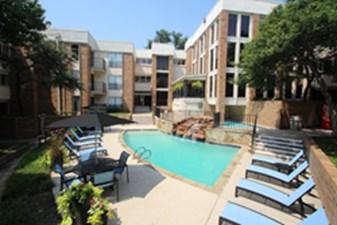 Pool at Listing #136228