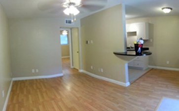 Living/Dining at Listing #145097