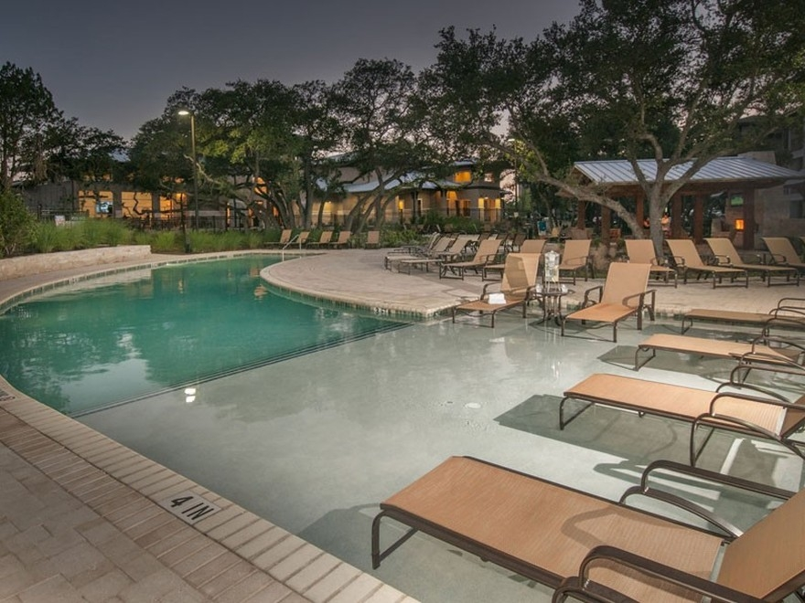 Pool at Listing #226443