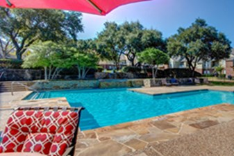 Pool at Listing #136145