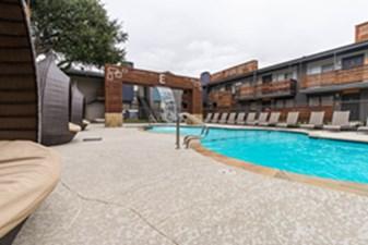 Pool at Listing #135919