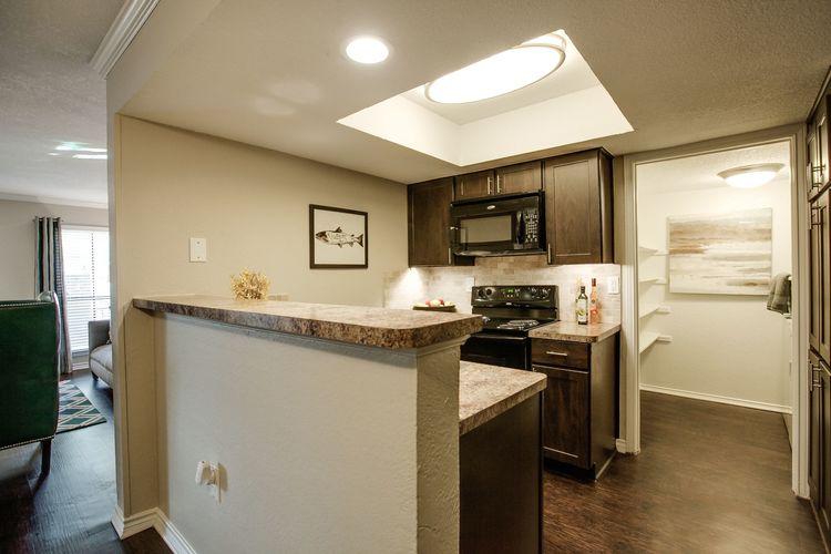 Kitchen at Listing #136046