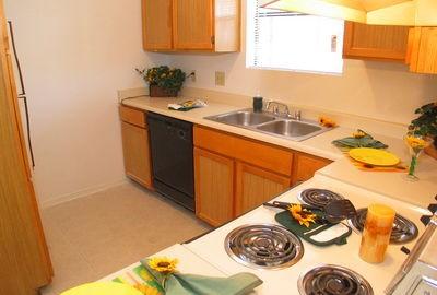 Kitchen at Listing #140269