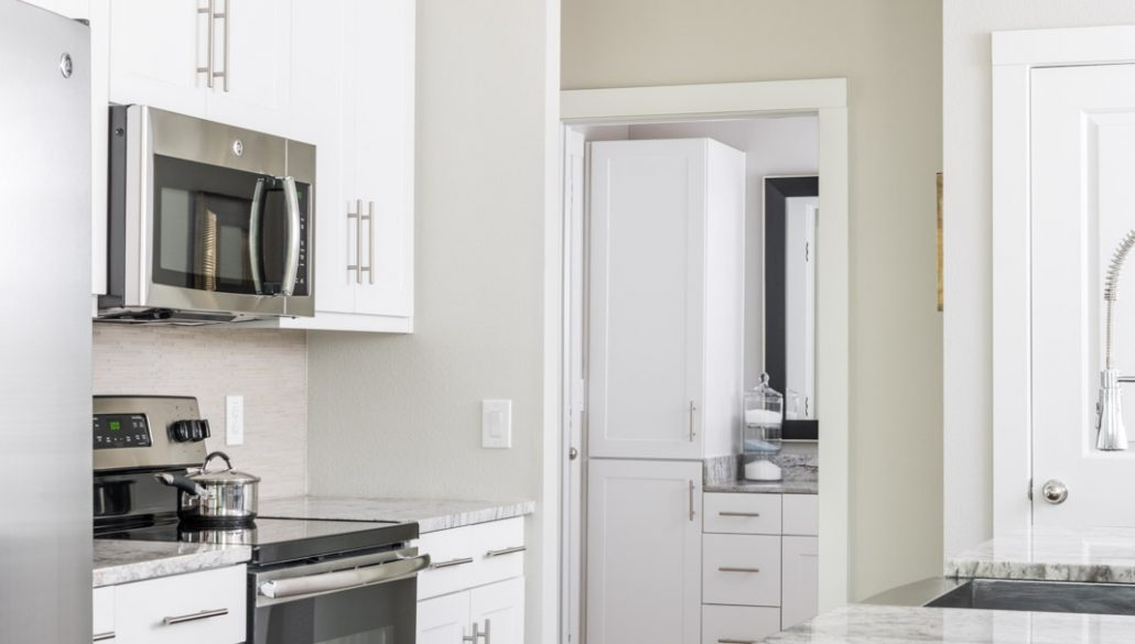 Kitchen at Listing #282414