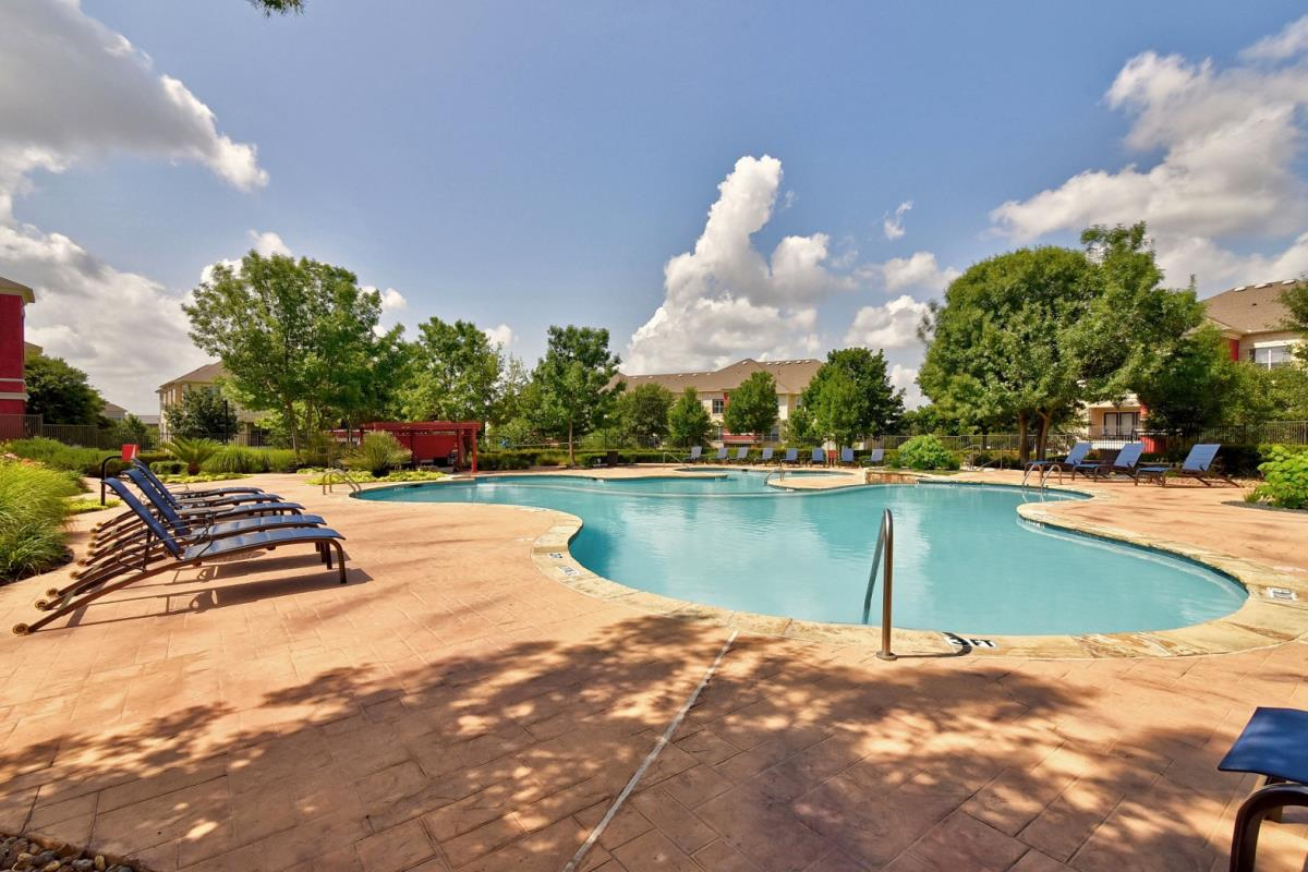 Pool at Listing #145764
