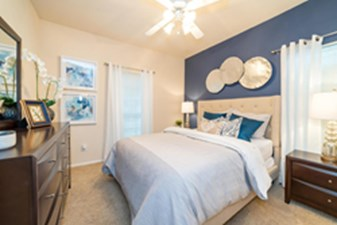 Bedroom at Listing #140590