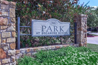 Park at Sycamore School Rd at Listing #144238