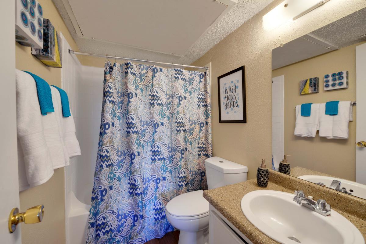 Bathroom at Listing #140346